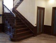 Готовая лестница по 3D проекту - фото 1