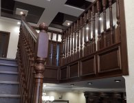 Готовая лестница по 3D проекту - фото 2