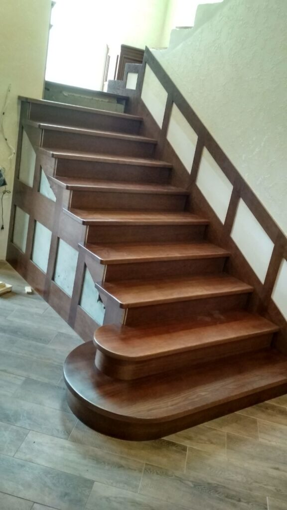 3D проектирование лестницы фото 9