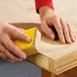 Услуга Ремонт-реставрация межкомнатных деревянных дверей